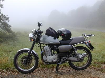 170 kalte und neblige kilometer bernis motorrad blogs. Black Bedroom Furniture Sets. Home Design Ideas
