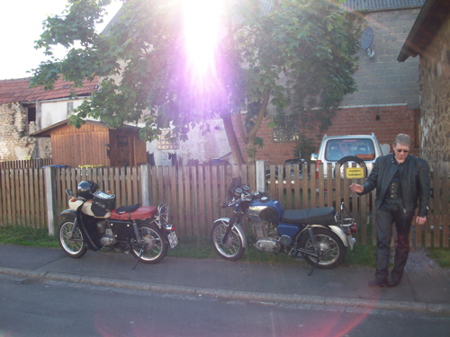 ausfahrt zugeparkt was tun